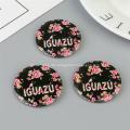 Benutzerdefinierte Anime Runde Zinn Abzeichen Pin Button