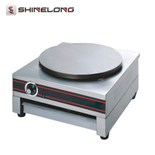 K245 1 Plate Table Top Electric Crepe Machine For Sale