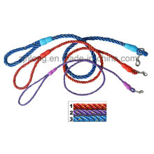 Dog Leash with Gold Circle Leash Dp-Cn1676