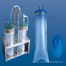 Medizinische Unterdruckentwässerungseinheit