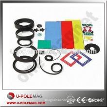 Isotropic high practical fridge magnet resin