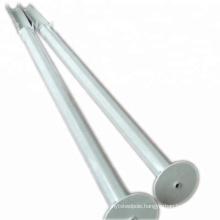 outdoor hinged street lighting pole price