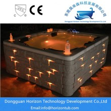 Horizon draagbare outdoor spa