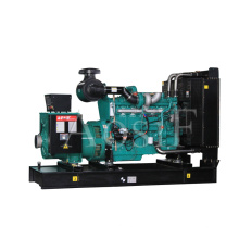 Aosif 50Hz 300kw Industrial Duty Cummins Diesel Engine & Leory Somer Alternator Generator Set