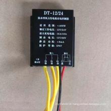 Controlador de carga de gerador eólico de identificação automática
