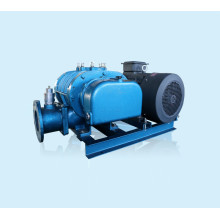 High air capacity effluent  roots blower