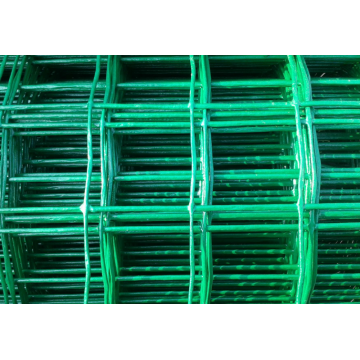 PVC Coated Welded Wire Mesh ISO 9001