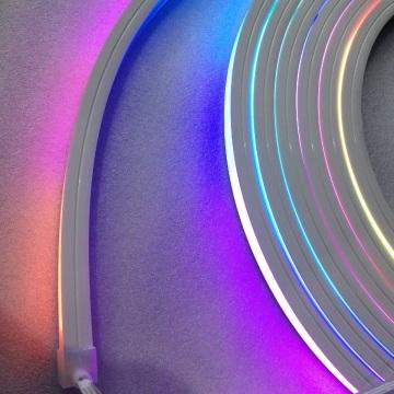 Music Sync DMX RGB LED Neon Tube Light