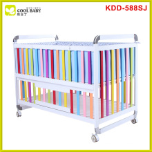 Baby Furniture Baby Metal Bed Comfortable christmas Baby crib