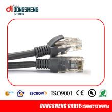 Alta qualidade FTP Cat5e Patch Cable 3m Tipos de cor com preço de fábrica