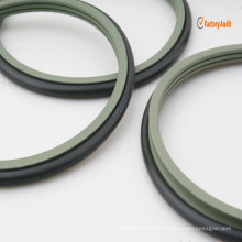 Mechanical Rod Seal for Pivoting Motors