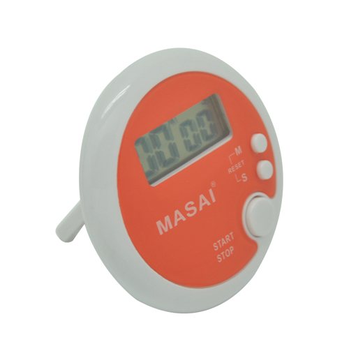 Round Kitchen Timer