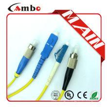 Cheapest Price OM2 DX Simplex Fiber Jumper lc pc sc apc patch cord