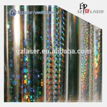 Haustier holographische Transferfolie für 157 g Kunstdruckpapier