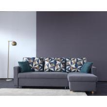 Canapé multifonctionnel en tissu moderne éponge haute densité
