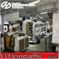 Machines d'impression de film de laminater