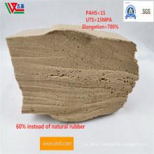 Wuchang Natural Rubber Latex Standard Yellow Rubber