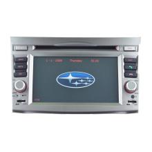 2 DIN para Subaru Outback / Subaru Legacy DVD Navegação GPS com Bluetooth / Rádio / RDS