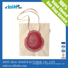 China custom quality recyclable cotton packaging bag with low price