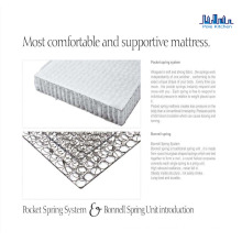 3D Modern Bedroom Furniturl Mattress
