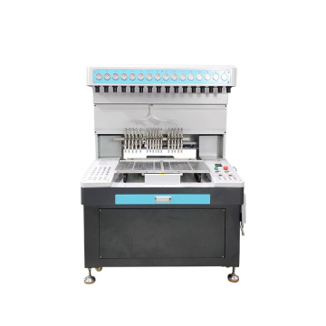 16 colors silicone filling machine for varies product