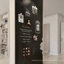 Self Adhesive Magnetic Receptive Blackboard Paper Sticker