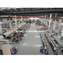 Ligne de machine d'extrusion de production de tuyau de PPR