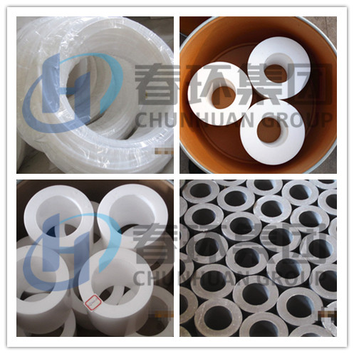 PTFE Molded Tubing Pipe