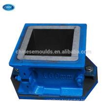 100mm Cube Cast Iron Moulds for Test Concrete,Concrete Molds Cube Moulds
