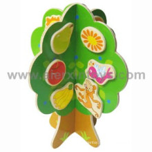 Wooden Lacing Tree Toy (81257)