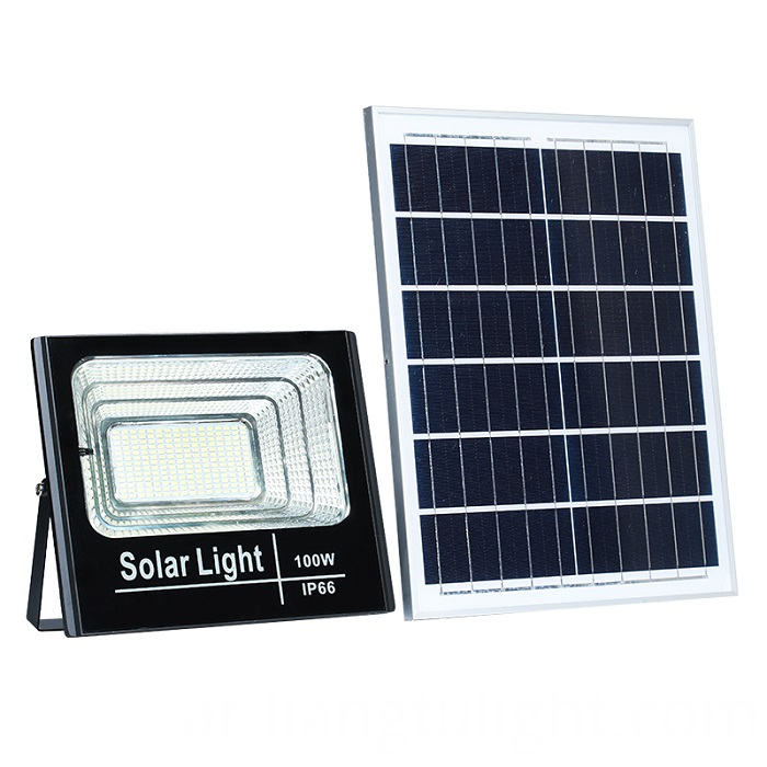 Outdoor Led Solar Floodlight