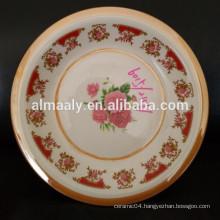 popular porcelain omega soup plate, deep plate