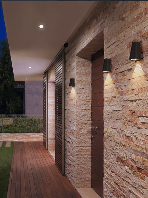 Outdoor LED Wall Lightings