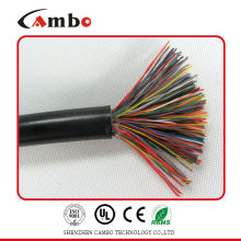 26awg 0.411mm Bare copper cat.5e outdoor cable 100pair OEM/ODM for telecom