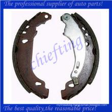 4241N1 424209 42418J 4241K5 GSK1259 FSB576 for PEUGEOT 206 brake shoe