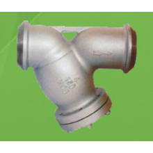 Socket Welded and Butt Welded Y Type Strainers (GAGL61H)