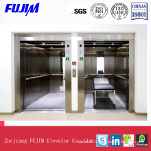 Safe and Stable Stretcher Hospital Elevator for Patient Bed