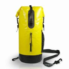 Esportes ao ar livre 30l pvc impermeável barril mochila saco seco (yky7206)