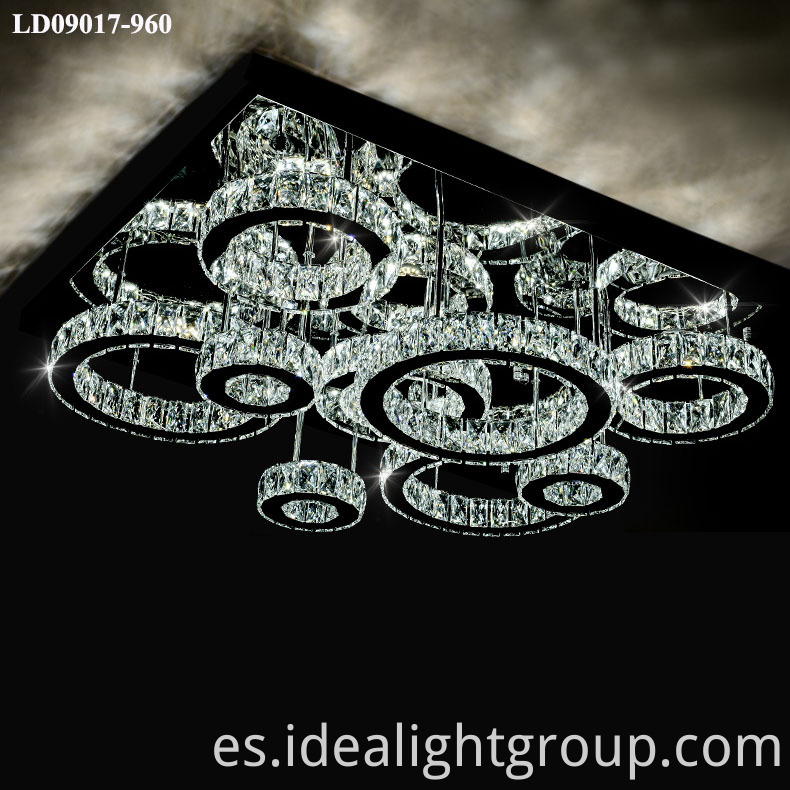 decorative lighting fixture