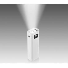 Power Bank 5V1a Universal Flashlight pour votre chargeur de batterie de secours mobile