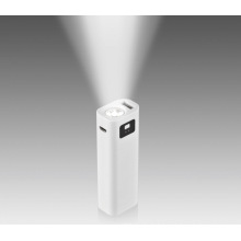Power Bank 5V1a Universal Flashlight for Your Mobile Backup Battery Charger
