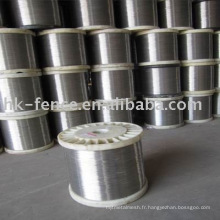 fil d'acier inoxydable / fil SS / 304 fil