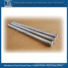 Parafuso do concreto da construção civil de 7.5 * 152mm