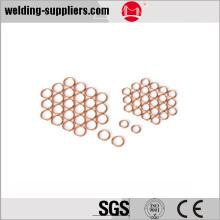 anneau de phosphures de cuivre de soudure