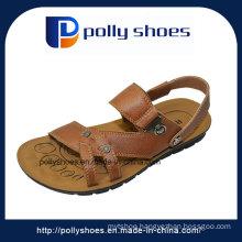 Comfortable Summer Handmade Men Leather Sandals