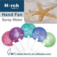 PP Hand Held Fan for Promotional Advertising Plastic Fan