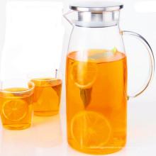 Соковыжималка для сока со льдом большой емкости для стеклянного чайника