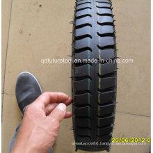 400-8 Rubber Tyre for Wheelbarrow