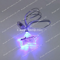 S-7011B Pin lampeggiante, badge lampeggiante, LED lampeggiante Pin