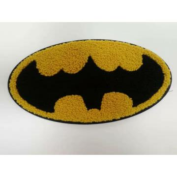 fashion Batman LOGO chenille patch